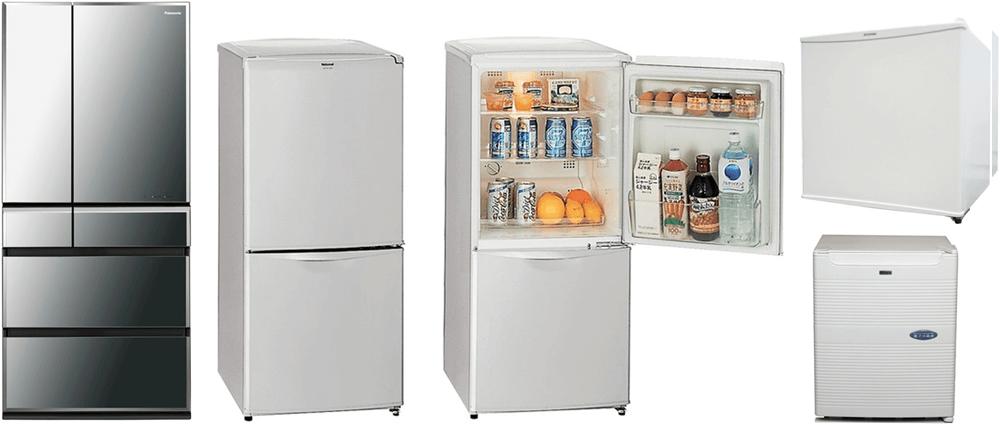 冷蔵庫5台