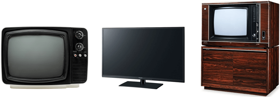 不用品 テレビ
